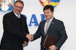 Partnerségi szándéknyilatkozat Arad megye és Tübingen járás között