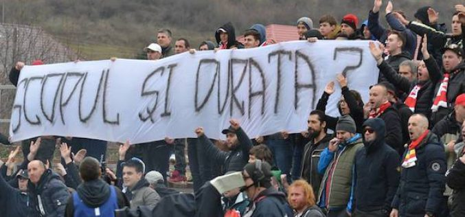 A forduló meglepetését is okozhatták volna: UTA-Hermannstadt 1-1