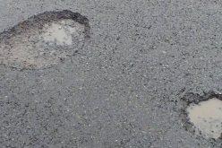 Megszámolta a kátyúkat az Arad-Temesvár autópályán