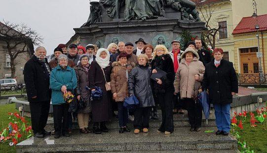 A Panoráma Világklub tagjai Arad megyében