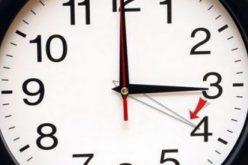 Hétvégén előre toljuk az órát