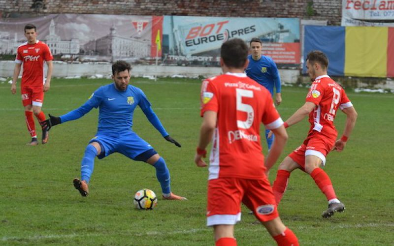Megcsípték: UTA – Afumaţi 2-1