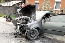 Baleset nyolc sérülttel, köztük négy gyerek