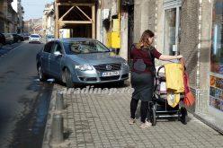 Pofátlan parkolás