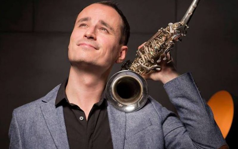 Nemzetközi Jazz Nap Zolberttel
