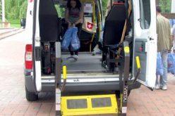 Ingyenes  szállítás mozgássérülteknek