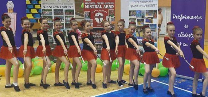 XII. Dancing Europe Nemzetközi Mazsorett Fesztivál
