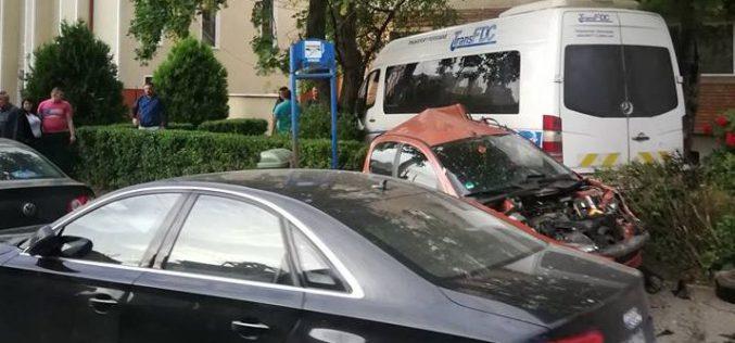 Súlyos baleset a Vlaicu-úton