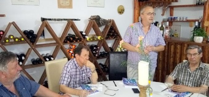 Testvérvárosi írók Aradon: Kötőszavak 3