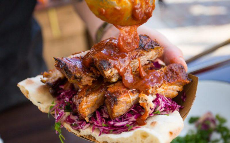 """Csütörtöktől """"tányércsörömpölés"""" a belvárosban: Street Food festival"""