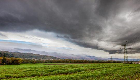Nyakunkban a vihar: éjjelre és szerdára ígérik