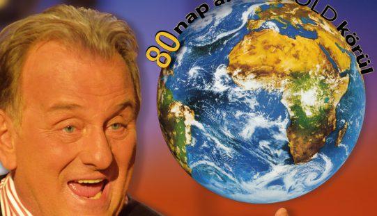Fábry Sándor Aradon: 80 nap alatt a Föld körül