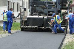 Húsz utcát aszfaltoznak Pécskán
