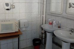 Az állami vécé esete a mikrohullámú sütővel