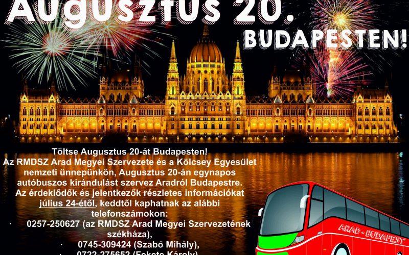 Kirándulás Budapestre