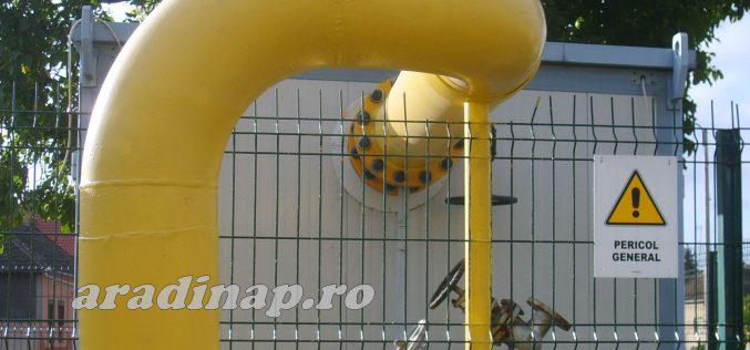 Gáz van, fogyasztó nincs: csőhosszban Arad a 11.