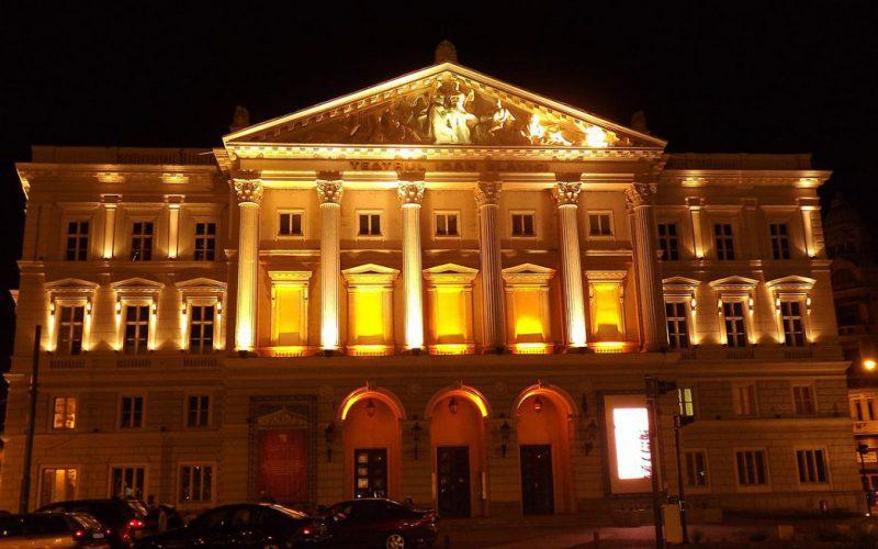 Uniós forrásból újulhat meg a nagyszínház