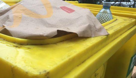 Hétfőtől kezdődik a szelektív hulladékgyűjtés Pécskán
