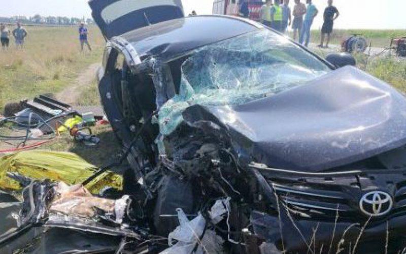 Halálos kimenetelű baleset Nagylaknál