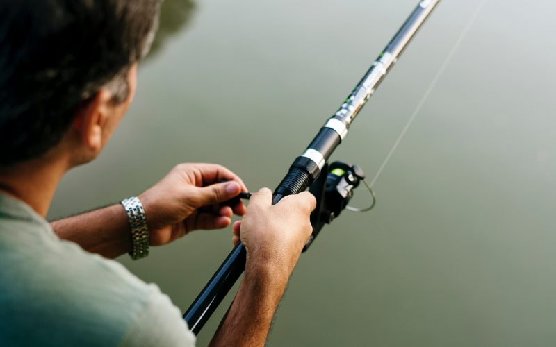 Horgászverseny a nagyiratosi Lipus/Garda tónál