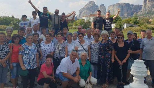 Erdőhegyiek kirándulása Görögországba