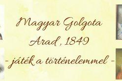 Meghívók igényelhetők a MAGYAR GOLGOTA díszelőadásra