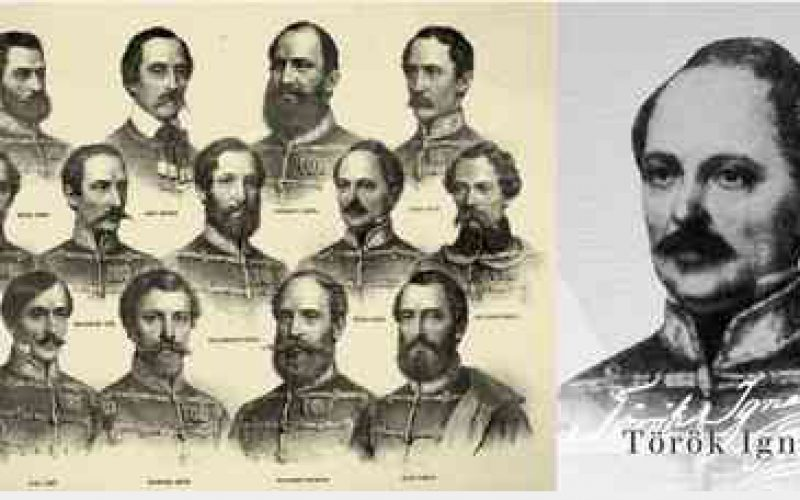 Ősbemutató: Magyar Golgota – Arad 1849