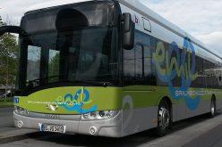 Tíz elektromos busz Aradnak uniós forrásból (is)