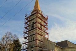 Felújítják a fazekasvarsándi evangélikus templomot