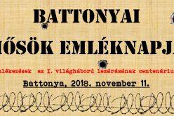 Battonyai Hősök Emléknapja