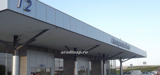 December 1-től Arad-Bukarest repülőjárat