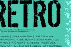 RETRO: Budapest Hegyvidéki Nemzetközi Művésztelep kiállítása Aradon