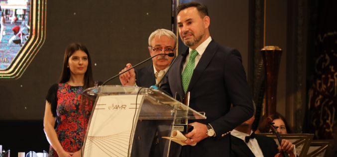 Kiválósági díjat kapott Arad
