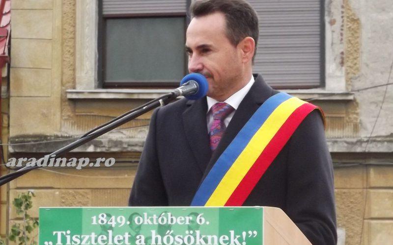 Előrehozott polgármester választás lesz Aradon?