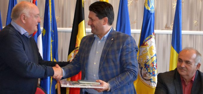 Pécskára látogatott az Arad-Gyula Kapcsolatokért Egyesület
