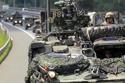 Négy nap, nyolc katonai konvoly az autópályán