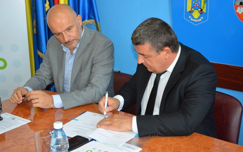 EU-forrásból újul meg a rendőrség és a SRI közös épülete