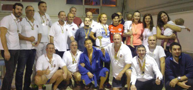 Tarolt Arad a DKMT-kupán
