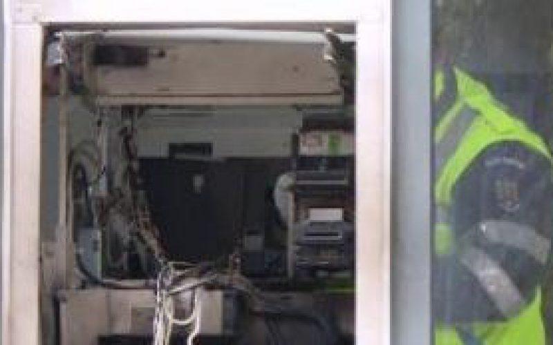 Elfogták a robbantásos bankautomata-fosztogatókat
