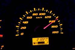 147 km/órával tépett a Vlaicu úton