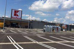 Seperc alatt kihajtották a vásárlókat a Vlaicu-úti Kauflandból