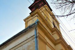 Németszentpéter: javítják a római-katolikus templomot