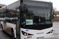 130 ezer eurós buszokon papír-járatszám