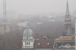 Arad a nyolcadik legszennyezettebb levegőjű város Romániában