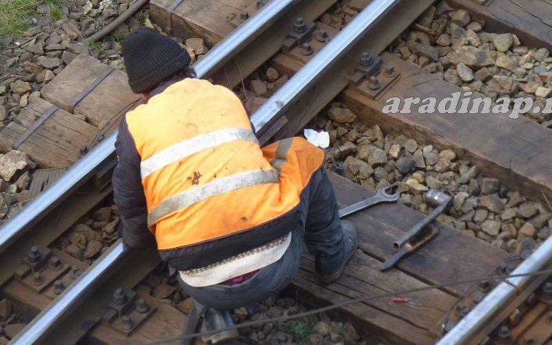Megújul az Arad-Temesvár vasútvonal