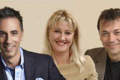 Csonka András, Merényi Nicolette és Kiszely Zoltán zenés estje Aradon