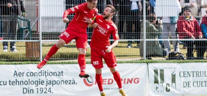 Megcsípték a bajnokesélyest: UTA-Sportul Snagov 3-1