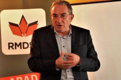 Winkler Gyula Arad megyében kampányol