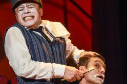 Aradi Kamaraszínház: Lear halála, zenés komédia és operett