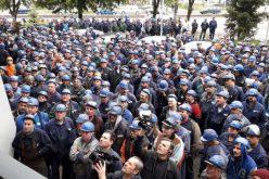 Tüntettek a tehervagongyár dolgozói